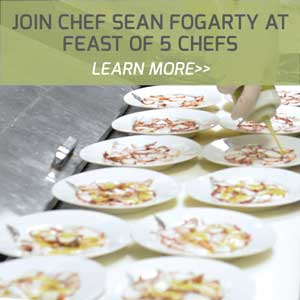 Feast of Five Chefs